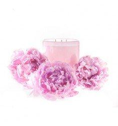 Bougie Parfumée Pivoine