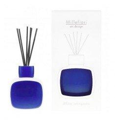 Diffuseur Millefiori Vetroquadro Blanc/Bleu