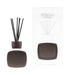 Diffuseur Millefiori Vetroquadro Blanc/Bois