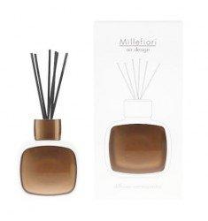 Diffuseur Millefiori Vetroquadro Blanc/Marron