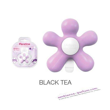 Diffuseur Fiorellino Violet - Black Tea