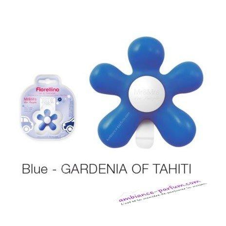 Diffuseur Fiorellino Bleu - Gardénia de tahiti