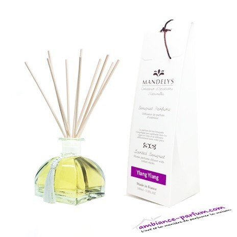 Bouquet Parfumé Mandélys - Ylang Ylang