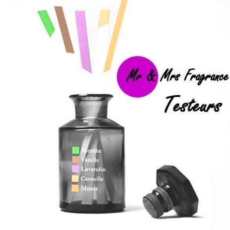Testeur Bandelette - Mr & Mrs Fragrance