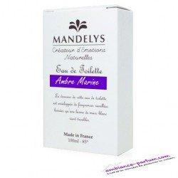 Mandelys Eau de Toilette - Amber Marine