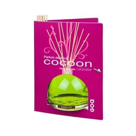 Goatier Cocoon Bambou / Thé