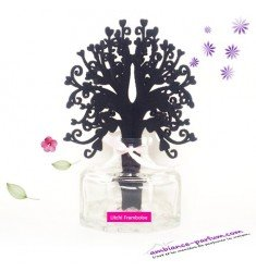 Arbre parfumé Mandélys - Litchi Framboise
