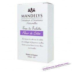 Eau de Toilette Mandelys - Fleur de Coton