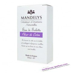 Mandelys Eau de Toilette - Cotton Flower