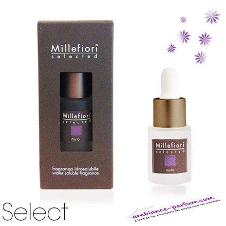Parfum Soluble Millefiori Milano - Mirte
