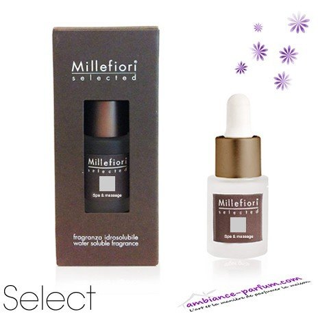 Parfum Soluble Millefiori Milano - Spa & Massage Thaï