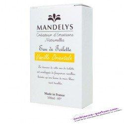 Fragrance Women Mandélys Oriental Vanilla