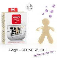 Mr & Mrs Fragrance - Cesare Beige Pastel - Bois de cèdre