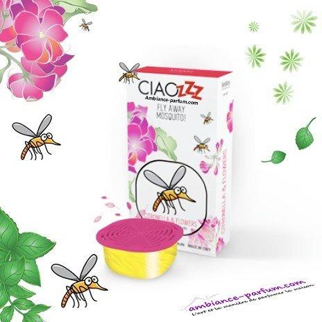 capsule pour george et sissi anti moustique citronnelle fleurs mr mrs fragrance. Black Bedroom Furniture Sets. Home Design Ideas
