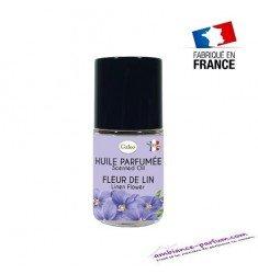Huile parfumée Fleur de Lin