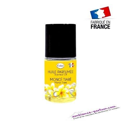 Huile parfumée Fleur de Tiaré (Monoï)