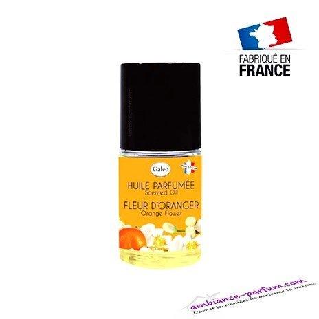 Huile parfumée Fleur d'Oranger