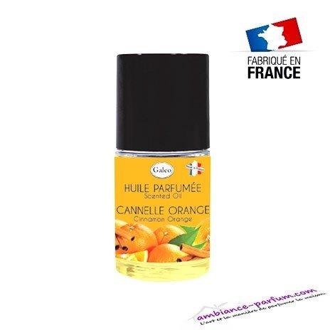 Huile parfumée Cannelle/Orange