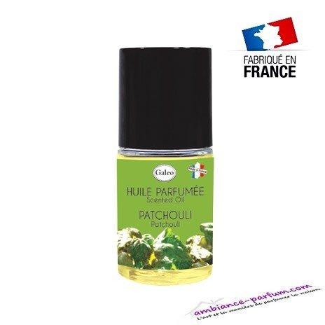 Huile parfumée Patchouli