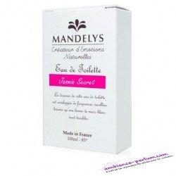 Eau de Toilette Mandelys - Jasmin Secret
