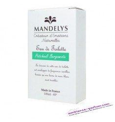 Mandelys Eau de Toilette - Patchouli Bergamote