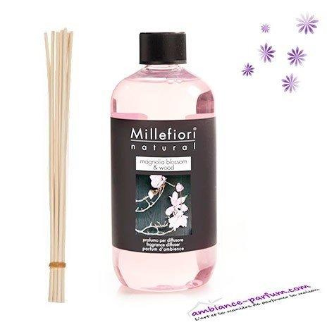 Recharge Millefiori Milano - Magnolia blossom & Wood