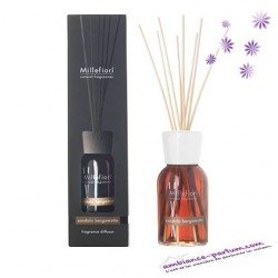 Diffuseur Millefiori Natural - Santal Bergamote