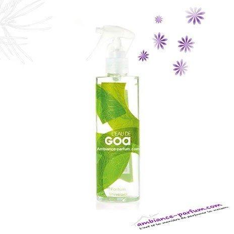 L'eau de GOA - Vaporisateur Vert