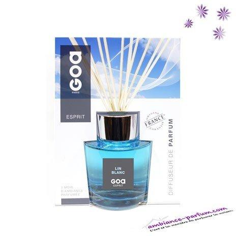 Goatier Esprit - Fleur de tiaré - Ambiance-parfum.com