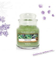 Bougie Yankee Candle - Wild Mint
