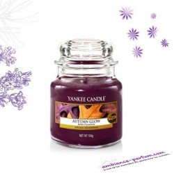Bougie Yankee Candle - Autumn Glow