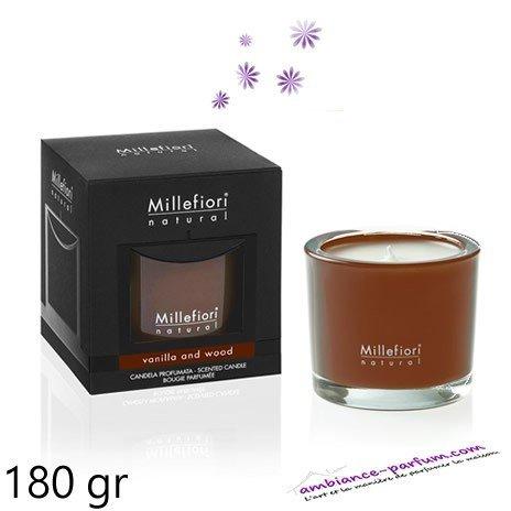 millefiori milano parfum d 39 ambiance bougie parfum e pomme cannelle. Black Bedroom Furniture Sets. Home Design Ideas