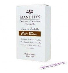 Mandelys Eau de Toilette - White Leather