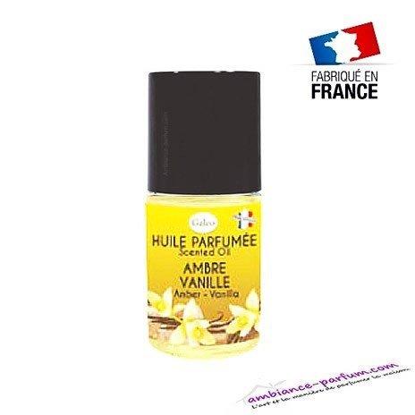 Huile parfumée GALÉO Ambre - Vanille