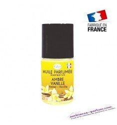 Huile parfumée Ambre - Vanille