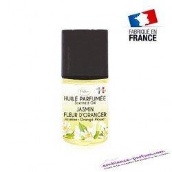 Huile parfumée Jasmin - Fleur d'Oranger