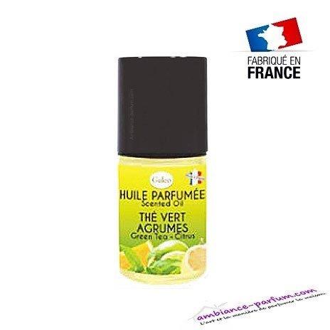 Huile parfumée GALÉO Thé Vert - Agrûmes