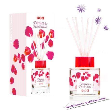 Coffret GOA - Pétales de Tendresse