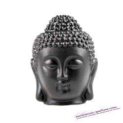 Brûle parfum Tête de Buddha Thaï Noir - Medium