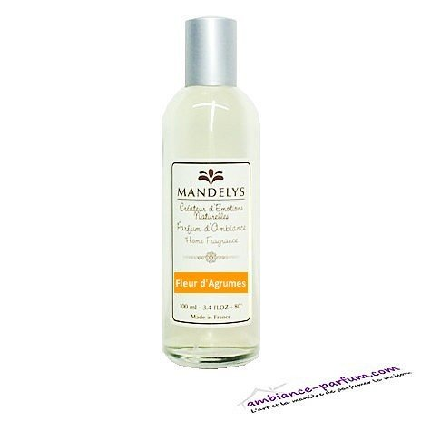 Spray Mandélys - Fleur d'Agrûmes