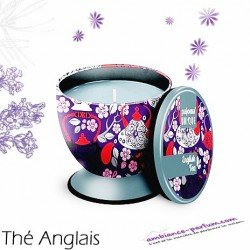 Bougie parfumée Luxe - Thé Anglais