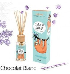 Diffuseur Take it Lazy - Chocolat Blanc