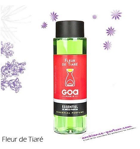 Goa Goa Fleur Tiaré Fleur Essentiel Essentiel Goa De Essentiel De Tiaré Fleur rhQdtCsx