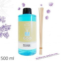 Recharge GOA 500 ml -  Lin Blanc