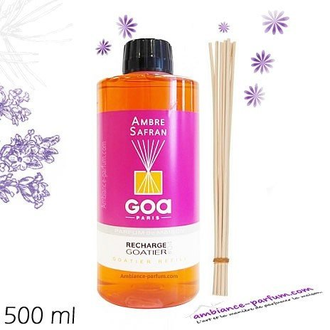 Recharge GOA 500 ml - Ambre Safran