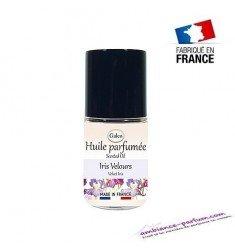 Huile parfumée Iris Velours