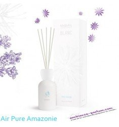 Diffuseur Blanc Mr & Mrs Fragrance - Air Pure d'Amazonie
