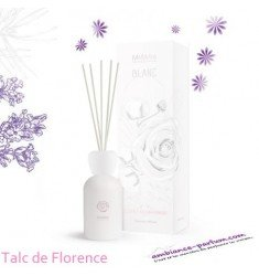 Diffuseur Blanc Mr & Mrs Fragrance - Talc de Florence