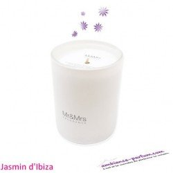 Bougie Parfumée Mr&Mrs - Jasmin d'Ibiza