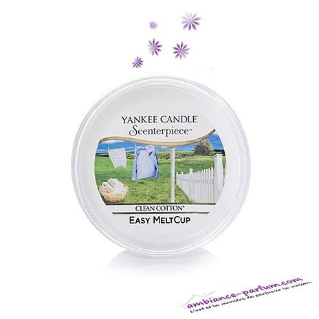 MeltCup - Clean Coton - Yankee Candle